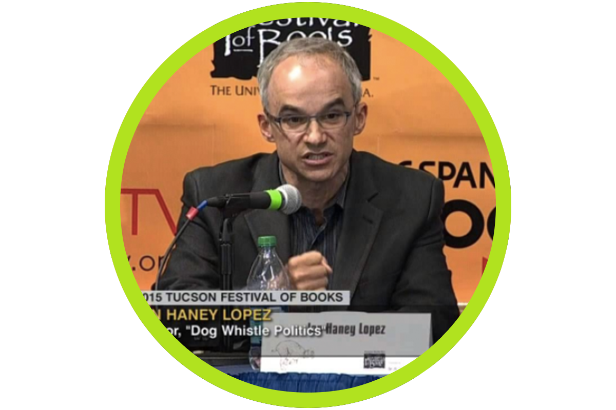 """Ian Haney López speaking about """"Dog Whistle Politics"""" at Tucson Festival of Books"""