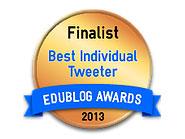Edublog Finalist