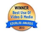 Edublog Winner