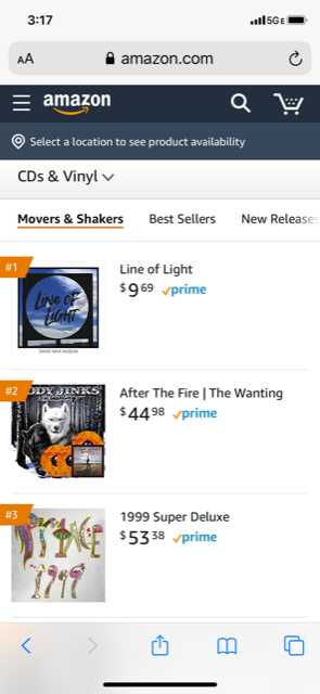 Amazon Movers and Shakers.PNG