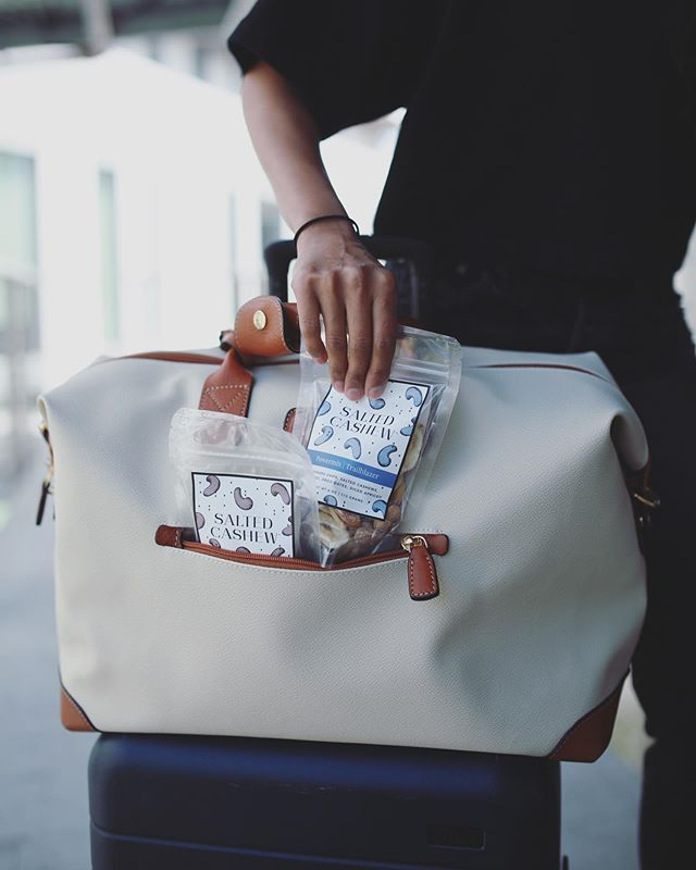 Heading out of town this weekend? Stop by @napafarmsmarket international or domestic stores at #sfo to pick up some snacks on the go!  Trailblazer: salty + sweet Energizer Bites: for my #sweettooth  Warrior Blend: old school take on pb&j  Savory Duo(cashews): spicy cashews + chickpeas Savory Duo(almonds): spicy almonds + chickpeas  #sfonthegoo #sanfrancisco #airport #snacks # #eating #yum #delicious #tasty #favorites #healthy #hearty #snacking #xo #cashews #driedfruit #nuts #seeds #weekend #adventure #letsgo #ontheroad #roadtrip #flying