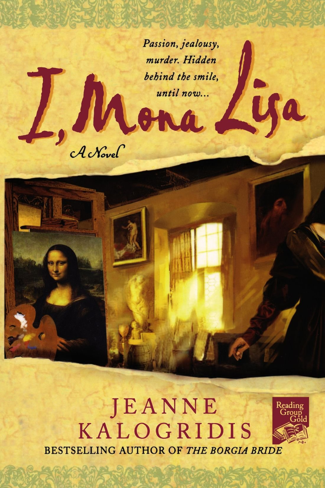 I, Mona Lisa by Jeanne Kalogridis - Another murder mystery, this one is told from the point of view of Lisa del Giocondo (i.e., Mona Lisa), and it provides an interesting take on the creation of the world's most famous portrait. Part romance novel, part thriller, this is a great read for those who like a page turner.