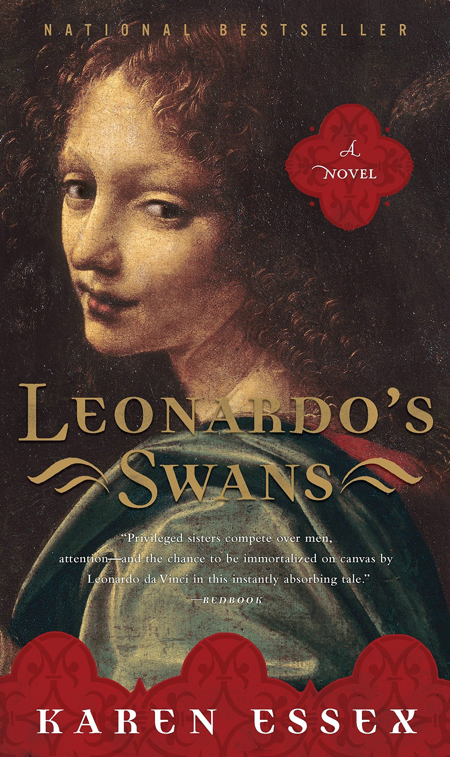 Leonardo's Swans by Karen Essex - This spellbinding novel brings the time period and the fierce sisterly rivalry between Isabella and Beatrice d'Este to life. And it provides some great insights into the maestro's work and this fascinating time period in Italian history. Really enjoyed this one!