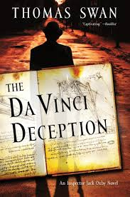 Da Vinci Deception by Thomas Swan - This mystery novel isn't about Leonardo himself or the Renaissance, but about a modern-day art-forger attempting to fake a new page from Leonardo's notebooks. I particularly enjoyed the description of the process of creating works of Renaissance art.