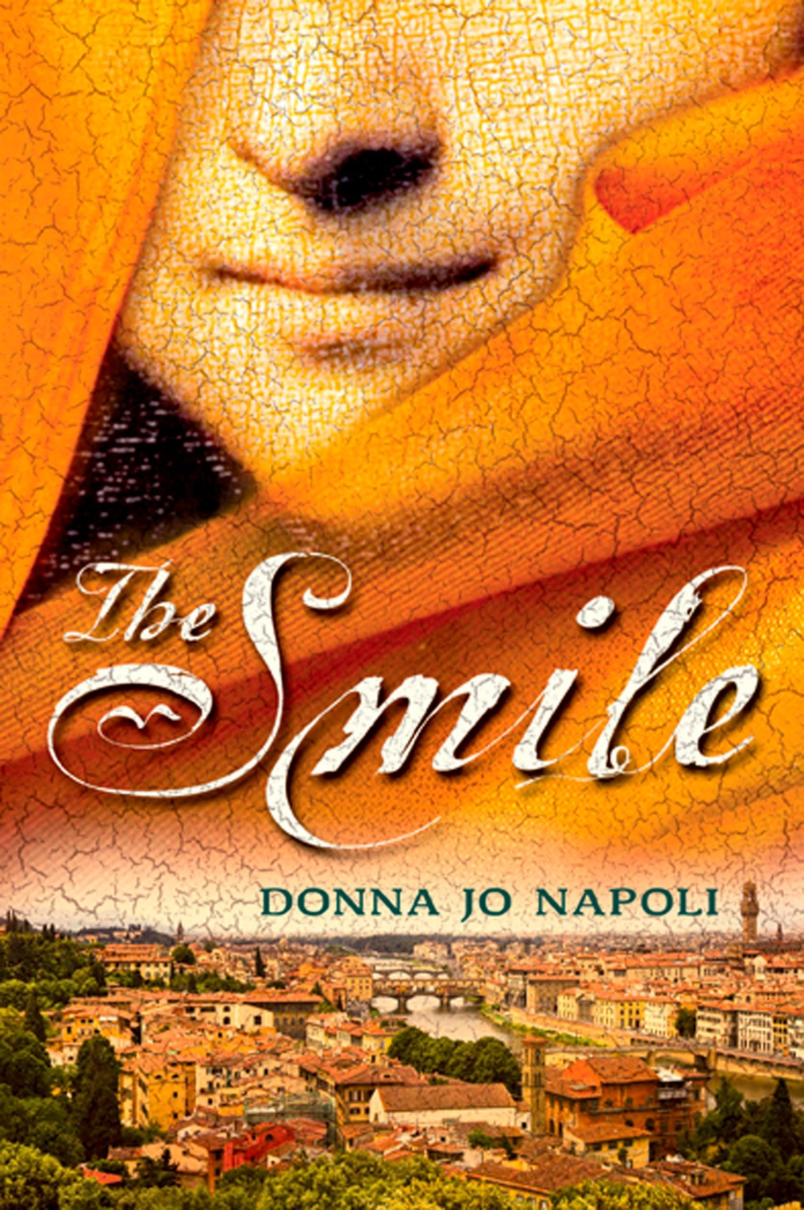"""The Smile by Donna Jo Napoli - This one is also meant for kids (ages 6-10) and is, once again, told from the POV of """"Monna Elisabetta,"""" with a definite romance plot. It's a great introduction to Italian culture and the Renaissance era."""