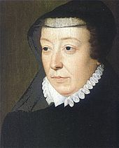 Catherine de Medici - The Queen of France, regent ruler, and influential mother of three French kings, Catherine fought to keep her family – and her sons – in power. Without her advice, her Valois sons might not have remained on the throne. Her struggle for power had deadly effect: Catherine was arguably the mastermind behind the St. Bartholomew's Day massacre, which killed thousands in Paris and kicked off the French Wars of Religion.