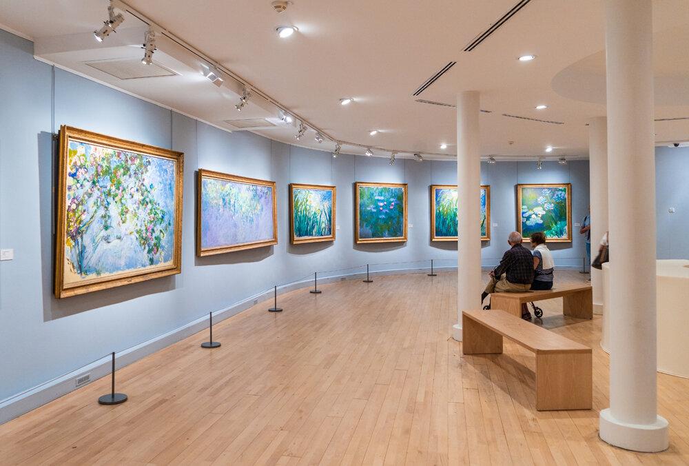 Musée Marmottan Monet - Paris, France