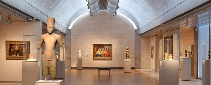 Kimbell Art Museum - Ft. Worth, TX