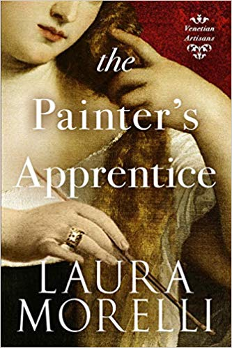 The Painter's Apprentice by Laura Morelli - A fun, fast, exhilarating read from the author of The Gondola Maker that will transport you back to 16th century Venice to explore the love, life, death, and yes, painting.