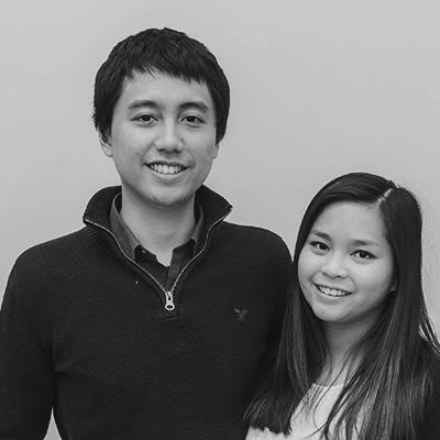 Marcel & Natalie Wong  Treasurer