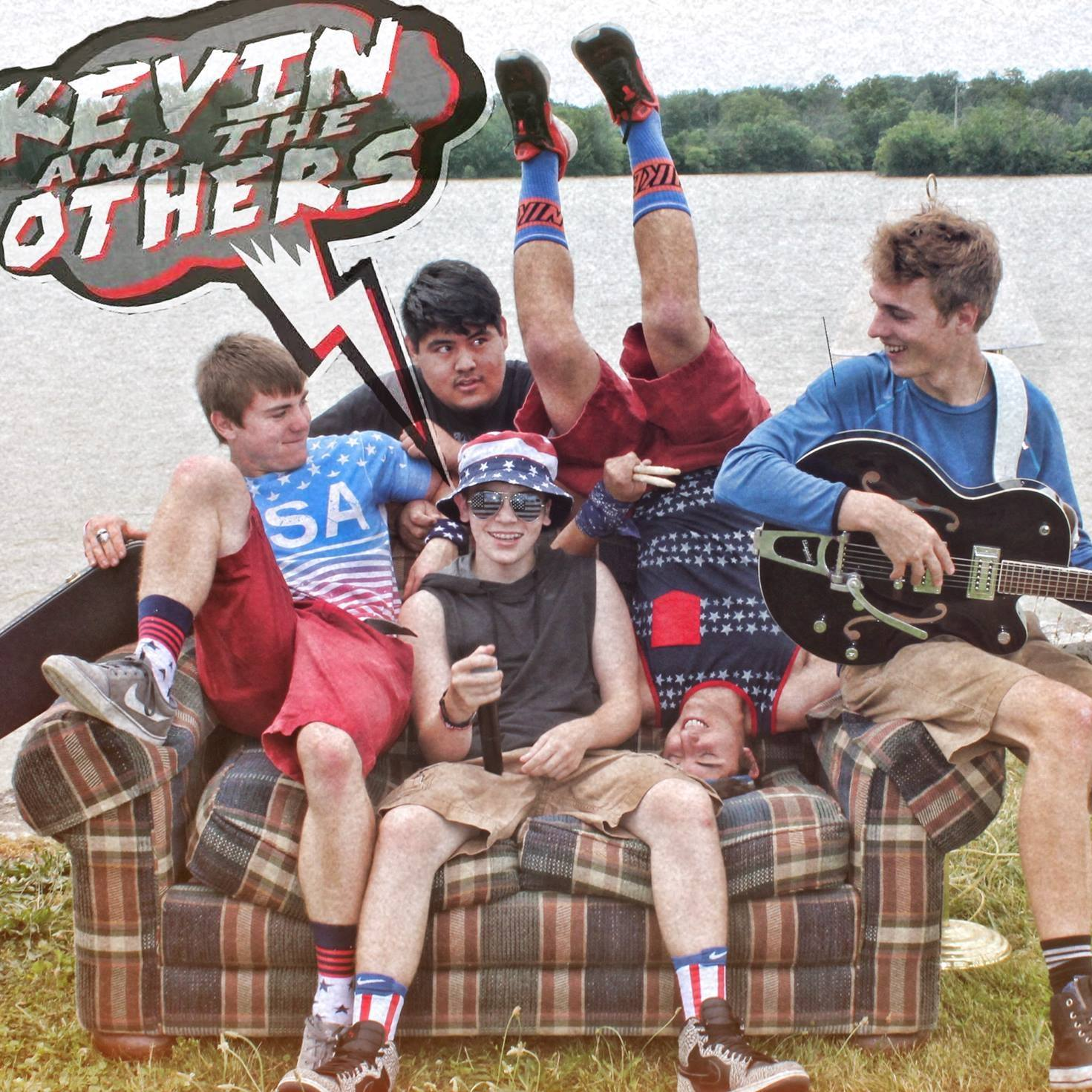 Kevin and the Others - 2:00pm-3:30pm