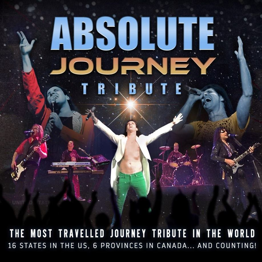 Absolute Journey Tribute - 8:45pm