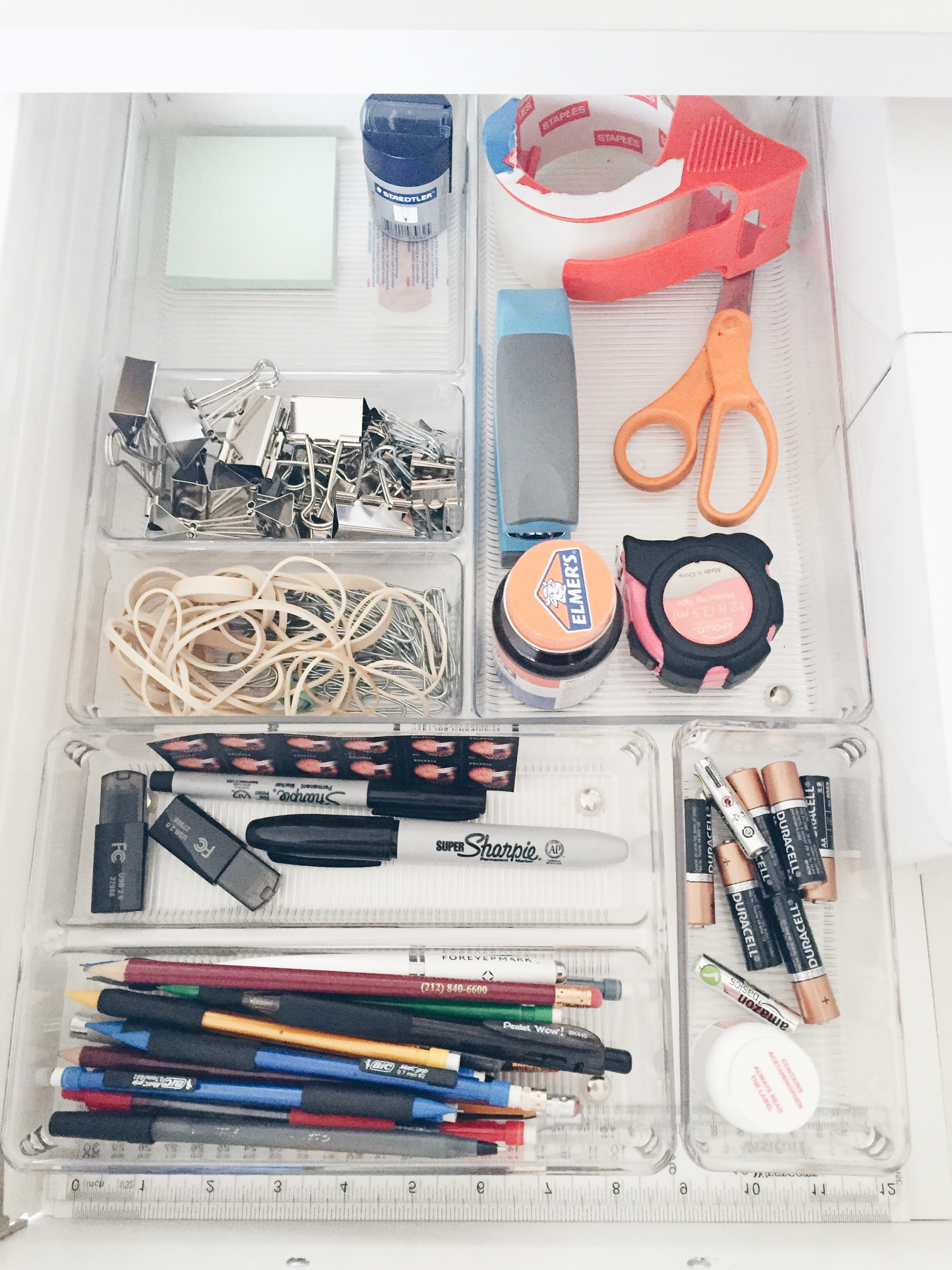 Office Supply Drawer