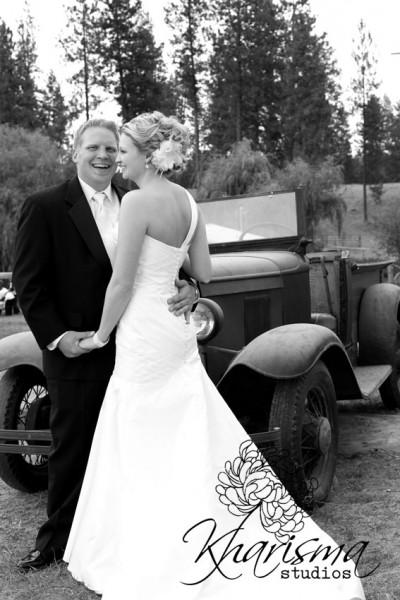 caprice wedding 2g card 150-bw