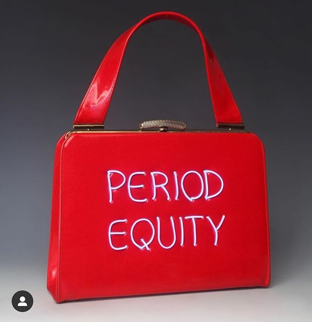We're KIND of obsessed with this bag over here.....⠀⠀⠀⠀⠀⠀⠀⠀⠀ by @michelepred for @periodequity⠀⠀⠀⠀⠀⠀⠀⠀⠀ ⠀⠀⠀⠀⠀⠀⠀⠀⠀ .⠀⠀⠀⠀⠀⠀⠀⠀⠀ .⠀⠀⠀⠀⠀⠀⠀⠀⠀ .⠀⠀⠀⠀⠀⠀⠀⠀⠀ .⠀⠀⠀⠀⠀⠀⠀⠀⠀ #periodpower #menstrualmadness #periodpositive #bodypositive #bodyliteracy #storytelling #destigmatize #menstrualequity #tampontalk #periodsarecool #justsayperiod #menstruationmatters #bleedon