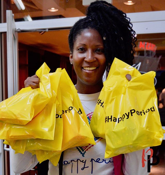 """So when I learned about Happy Period, I realized that I never thought about what homeless women do when they received their periods. So it was almost like a moment of conviction for me that I had overlooked in my life of volunteering and serving the community. So once I became involved with Happy Period, and learned about the lack of feminine hygiene products, and the lack of products that are given to and incarcerated women, it really just made me more passionate about providing the homeless, low income and living in poverty population with feminine hygiene products, because no one should go without something that's necessary. So that's really where my passion comes from. And making sure that Happy Period stands in the gap for shelters and agencies that support the homeless population.""⠀⠀⠀⠀⠀⠀⠀⠀⠀ ⠀⠀⠀⠀⠀⠀⠀⠀⠀ Read more of Coretta's story on our website---⠀⠀⠀⠀⠀⠀⠀⠀⠀ https://www.periodportraits.org ⠀⠀⠀⠀⠀⠀⠀⠀⠀ ⠀⠀⠀⠀⠀⠀⠀⠀⠀ A PERIOD PIONEER! Coretta runs the DC chapter of @wearehappyperiod and she also just happens to be one of our favorite humans. If you are ever free on a Sunday morning in DC, check out @wearehappyperioddc for the latest details on how to volunteer!⠀⠀⠀⠀⠀⠀⠀⠀⠀ ⠀⠀⠀⠀⠀⠀⠀⠀⠀ #periodpower #menstrualmadness #periodpositive #bodypositive #bodyliteracy #storytelling #destigmatize #menstrualequity #tampontalk #periodsarecool #justsayperiod #menstruationmatters #bleedon #periodpioneer #menstrualmaven"