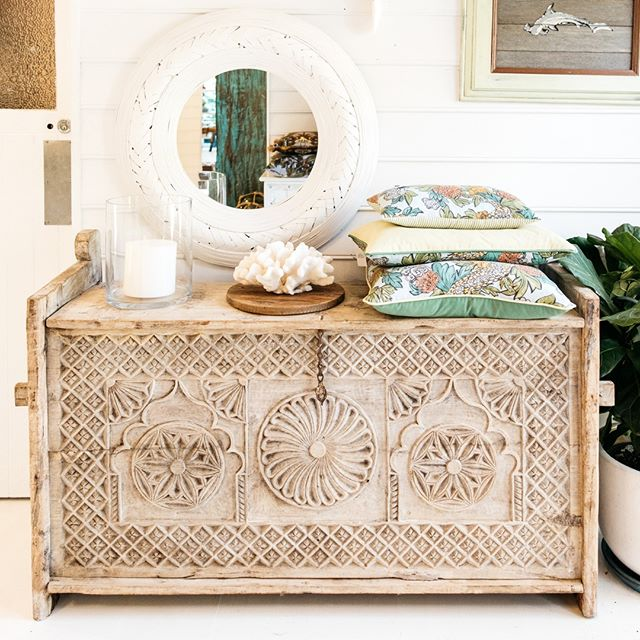 Beautiful unique pieces available instore and online ⁠ #theboathousegroup #theboathousehome #homewares #interiors #palmbeach