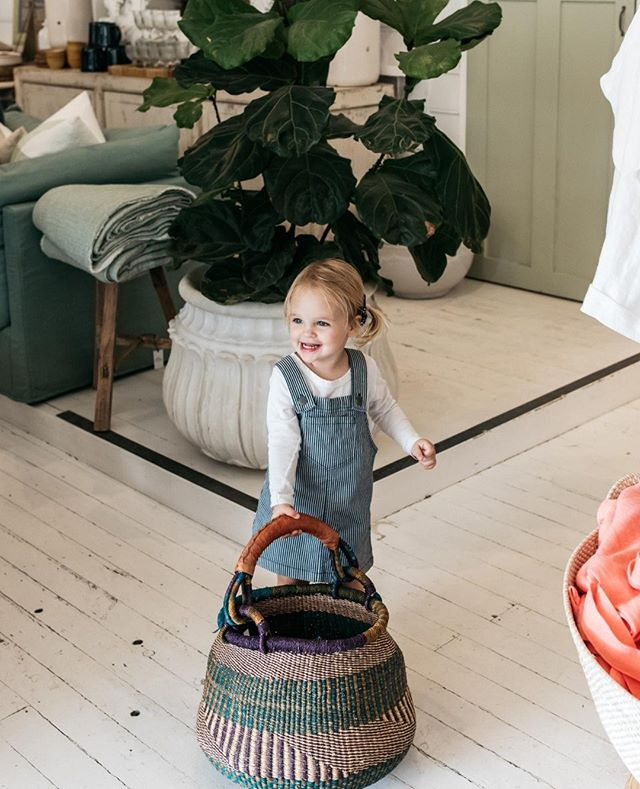 We love our little visitors instore! ⁠ #theboathousegroup #theboathousehome #homewares #interiors #shopping