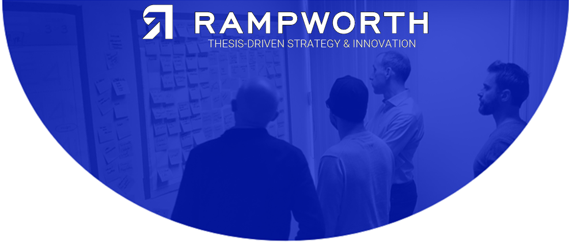- We help transformative leaders create strategies that leverage the forces of disruption.