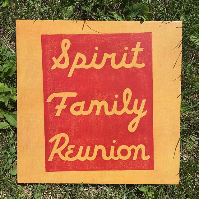 RELEASE DAY! Our new record Ride Free is out today! Get yourself a copy at spiritfamilyreunion.com. Come join us at one of our Northeast release shows this month starting tonight in the Hudson Valley. Thanks to everyone who helped bring this record into this world. Thank you for supporting independent music.  #spiritfamilyreunion