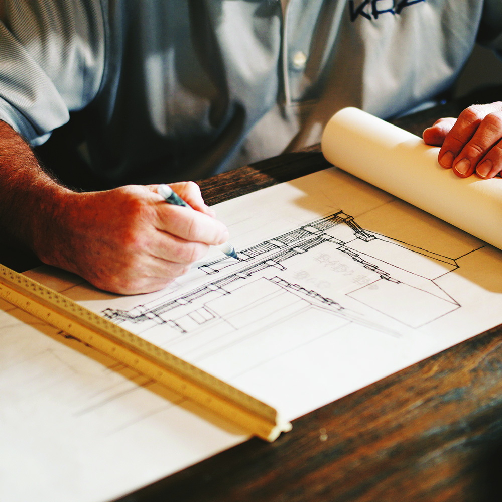 ARCHITECTURE - We bring over 5 decades of combined experience to help you discover, design and build the home of your dreams through our Award- Winning 360˚ Detailed Approach.