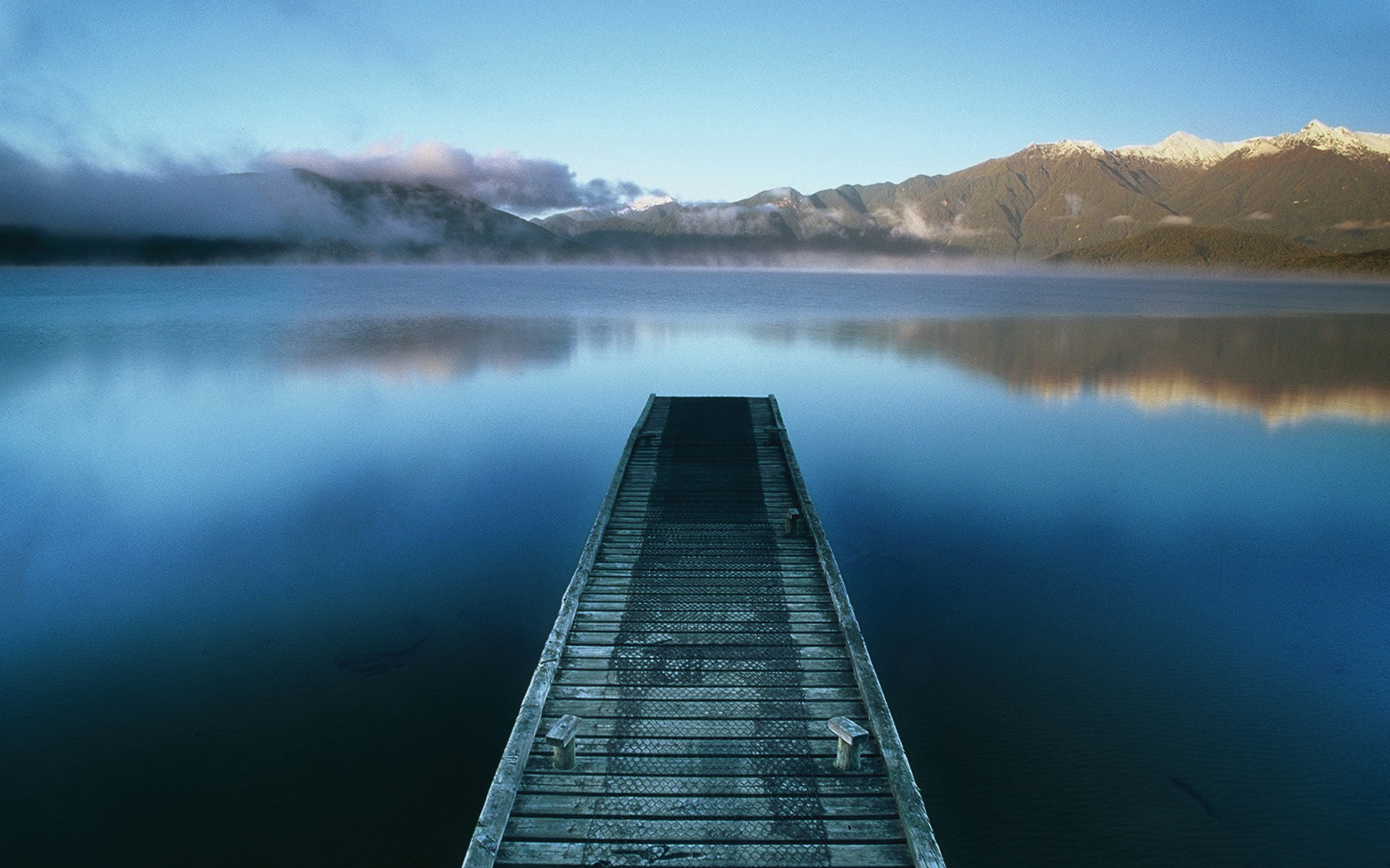 Western Southland - Lake Hauroko Jetty.jpg
