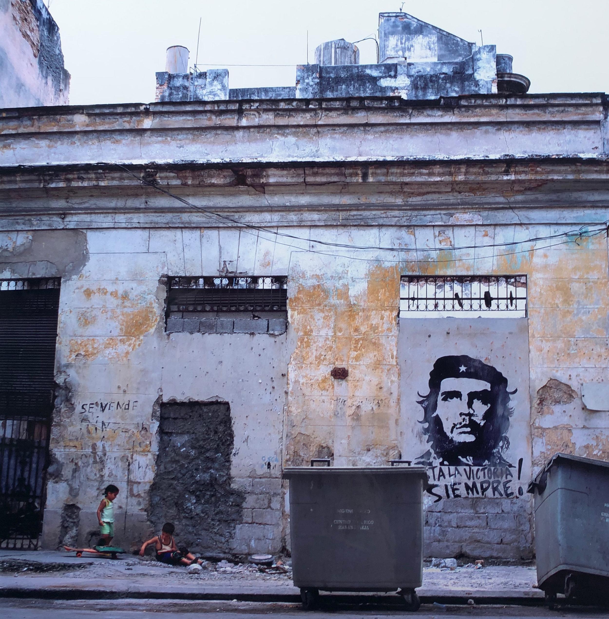 Che Wall, by Meghan Sisko