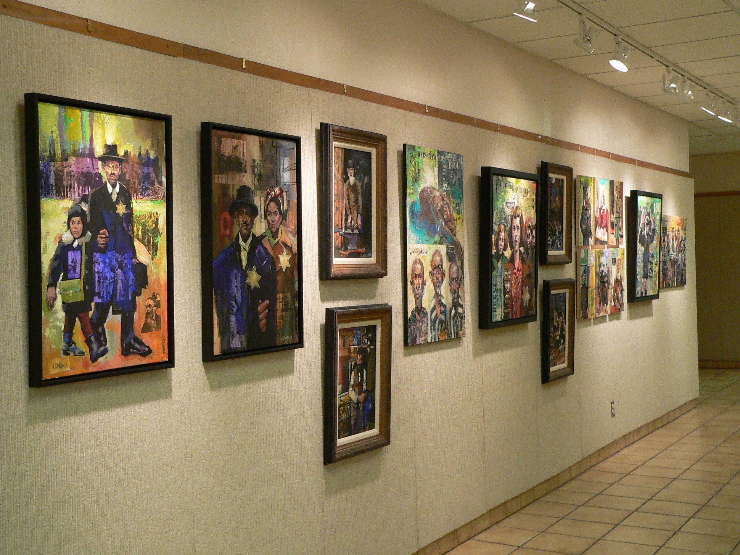 Exhibition at the Gordon Jewish Community Center