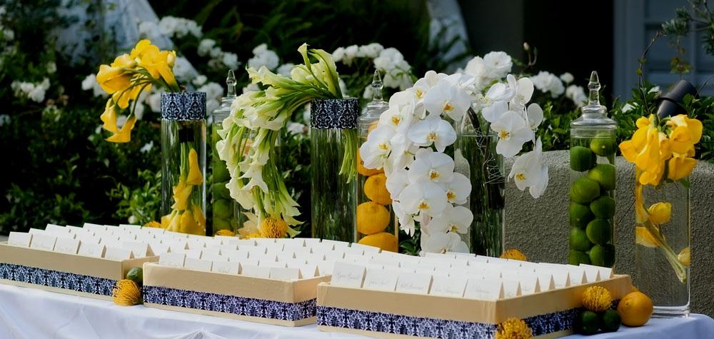 Escort Table -