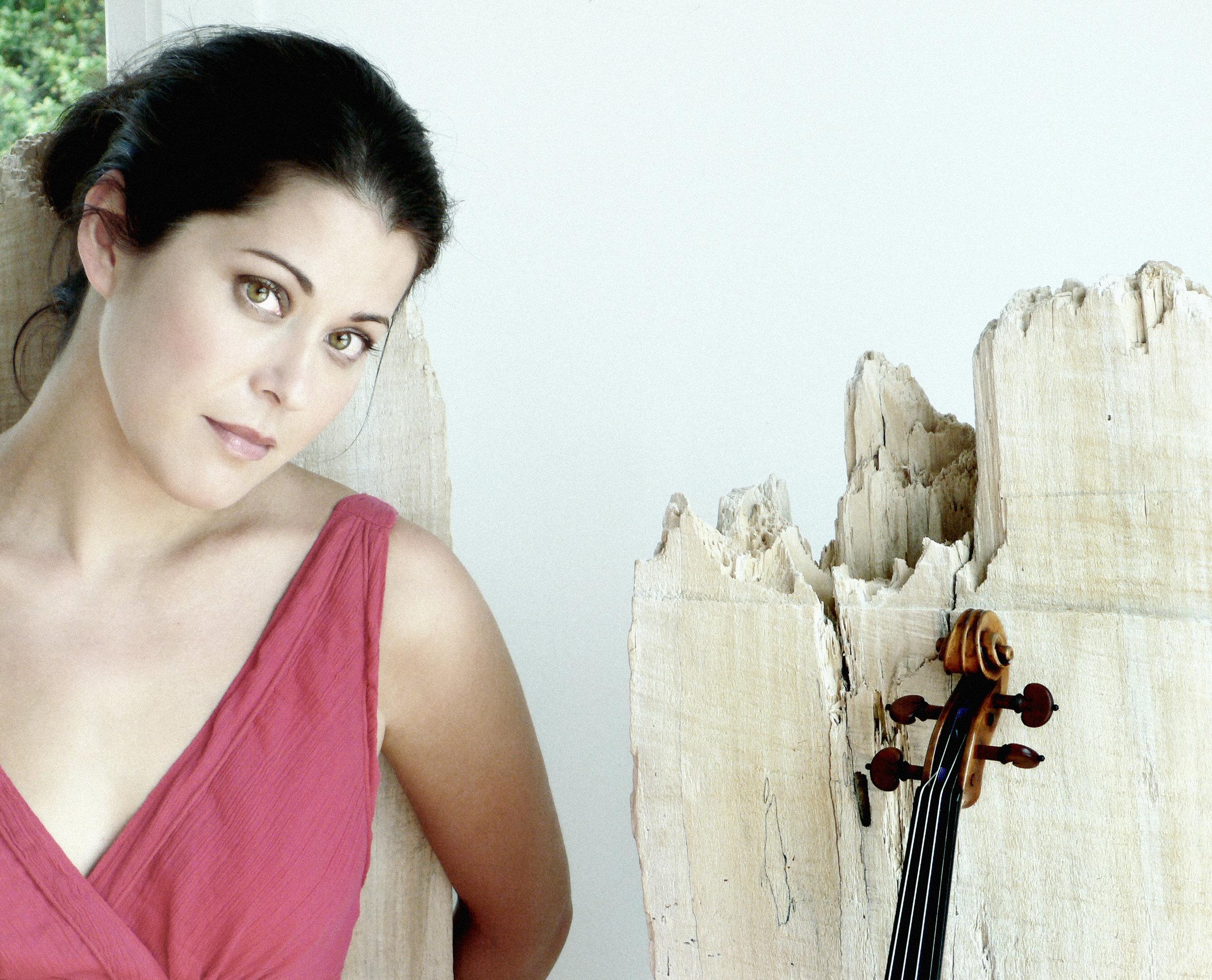 Jennifer Frautschi, photo by Lisa-Marie Mazzucco