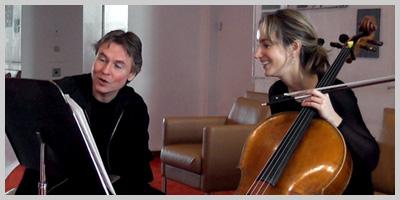 Watch - Esa-Pekka Salonen works with Wilhelmina Smith