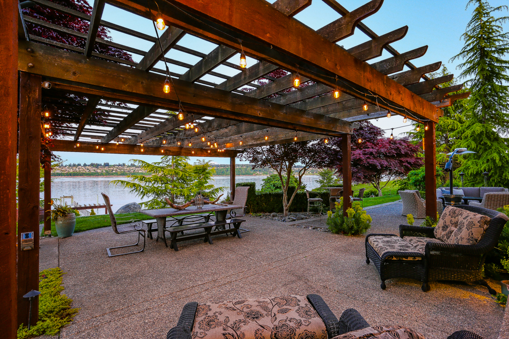 Patio with Dock