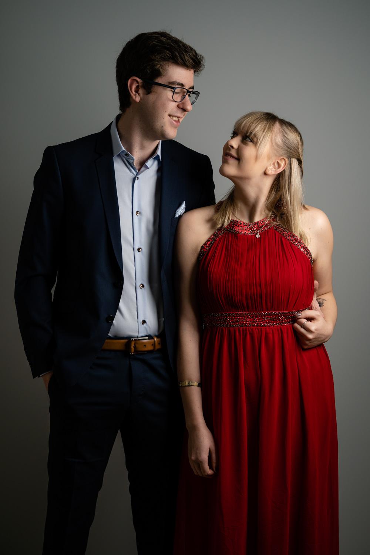 utrolig rase blind date par fortsatt dating