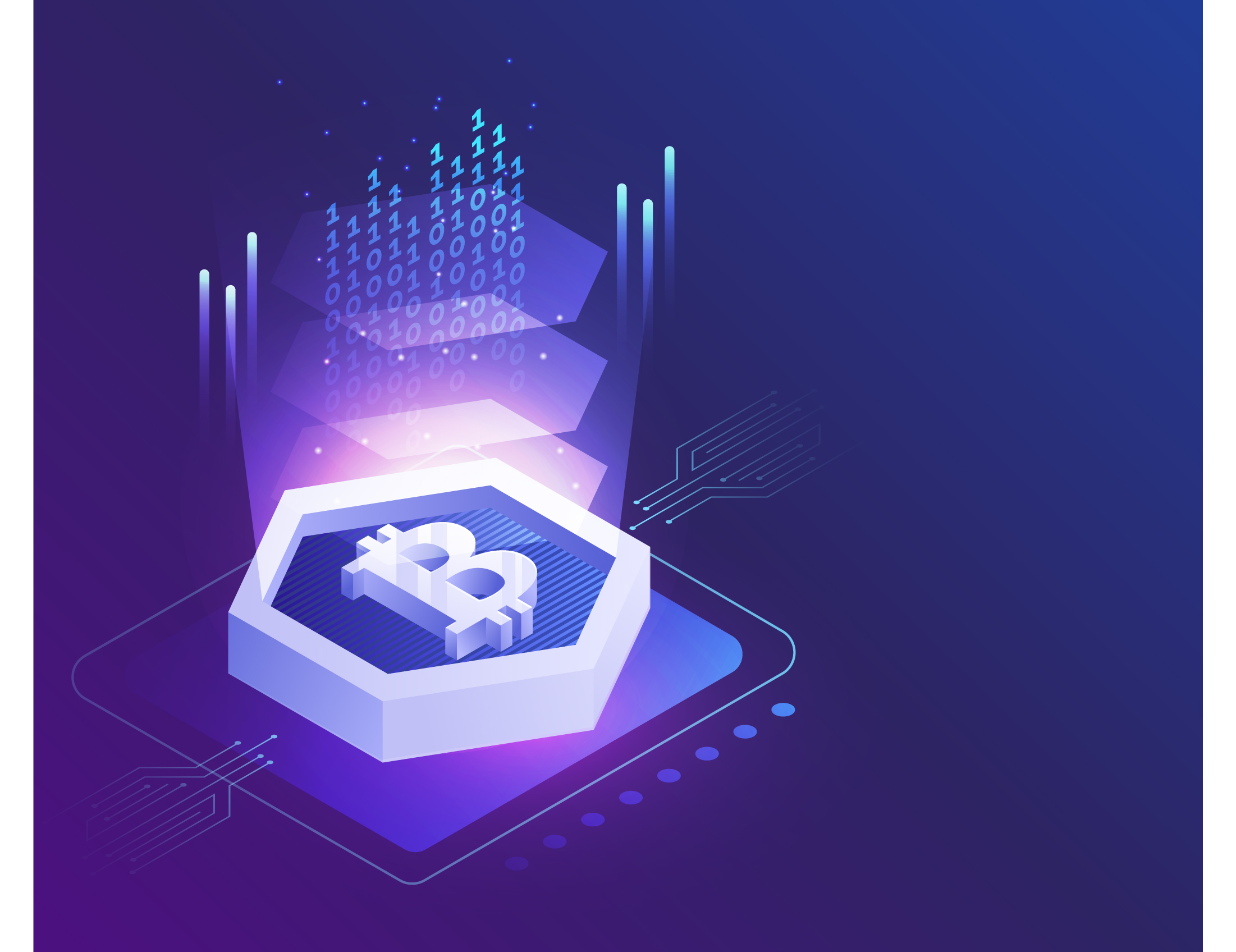 High-Performing Enterprise-Grade Blockchain Solution - Unlike the public cloud, Jura MineBot keeps your information completely private. Your digital assets are preserved and only you get to access and retrieve your files.