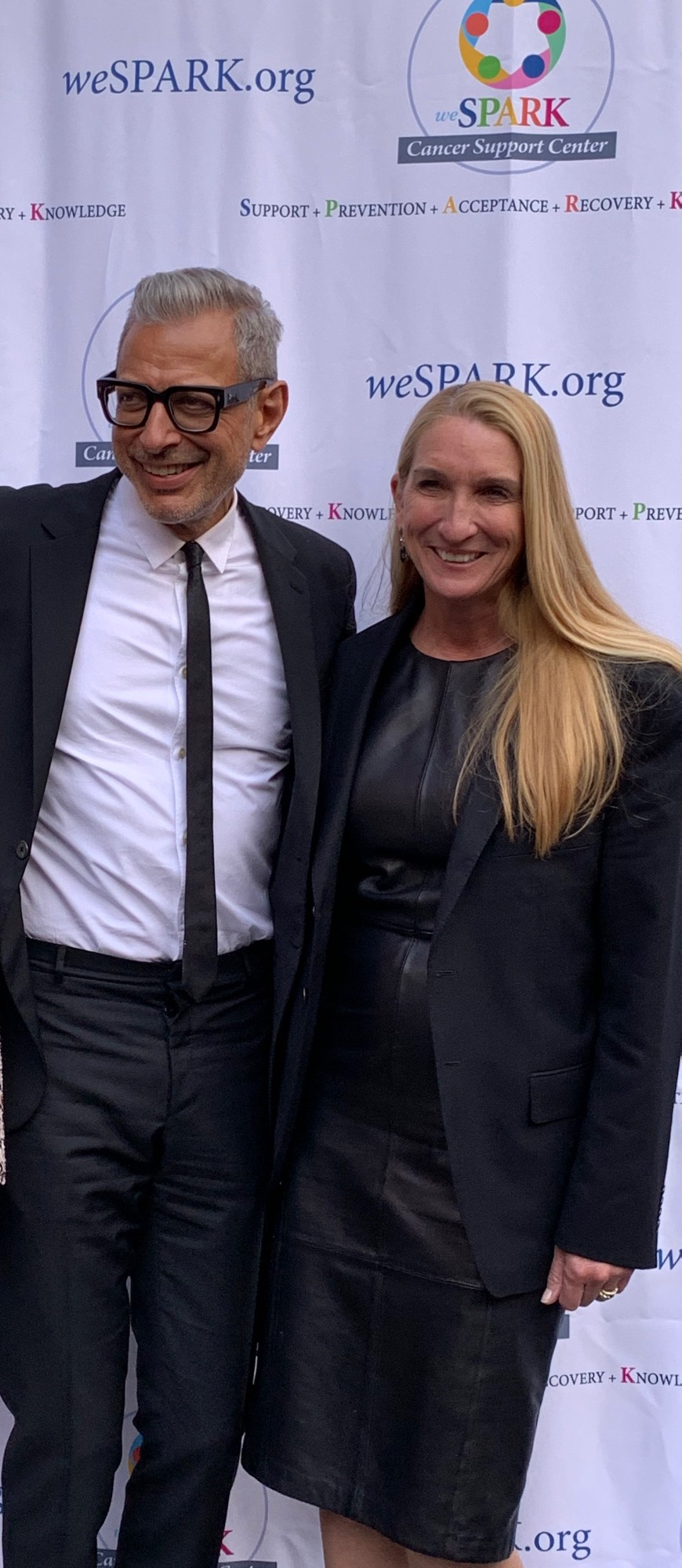 Jane & Jeff Goldblum.JPG