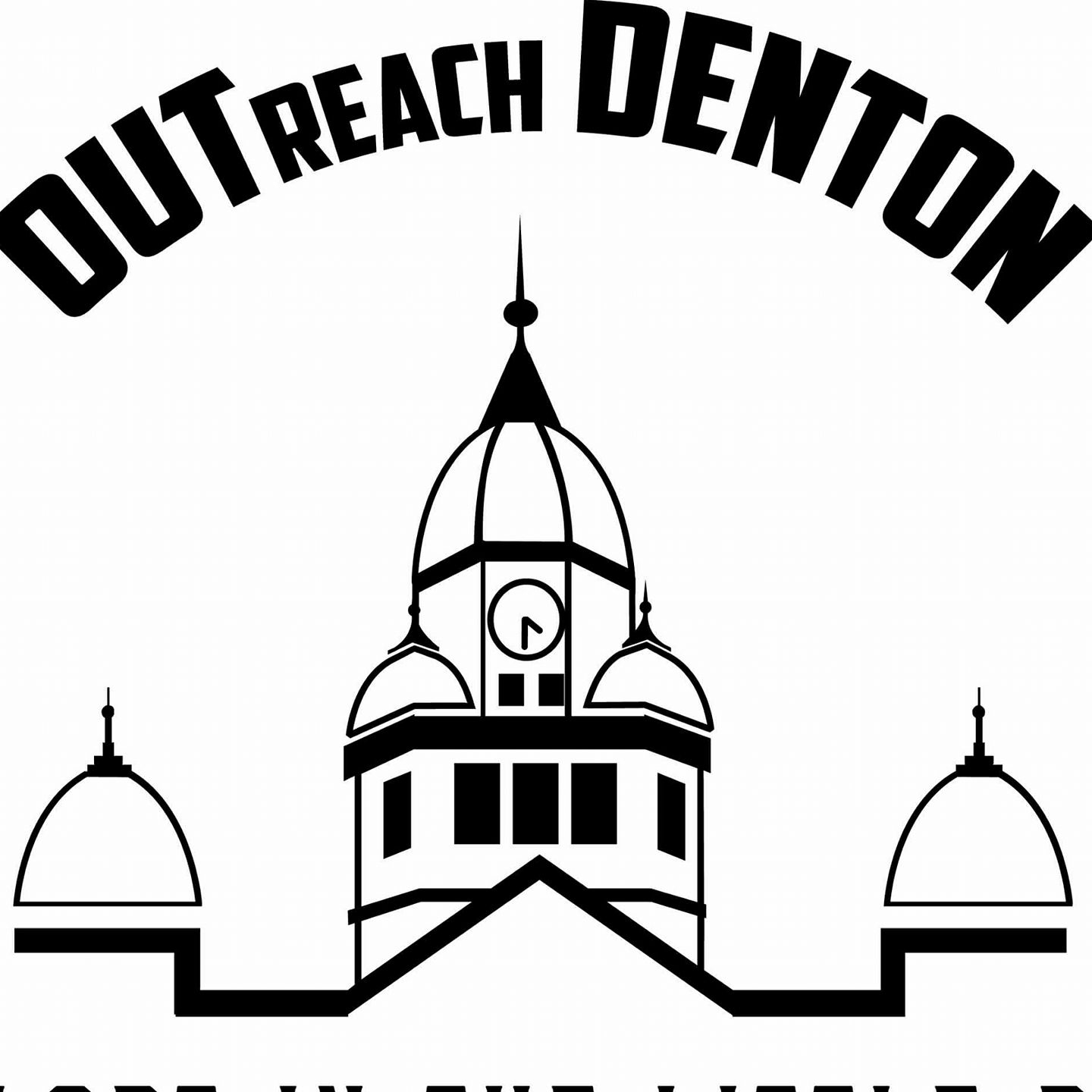Outreach Denton - OUTreach Denton was created out of a need assessed by the members of the Denton Unitarian Universalist Fellowship who in 2010 recognized that Denton needed a place where LGBTQA youth and adults could gather for mutual support, resources, organizing, advocacy, and fun. OUTreach Denton is inspired largely by the efforts of the late Bruce Jarstfer whose courage and activism continue to inspire us.