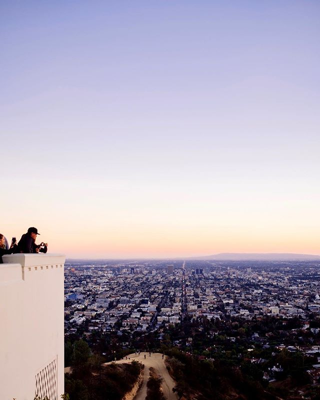 LA you are a beauty 🔥
