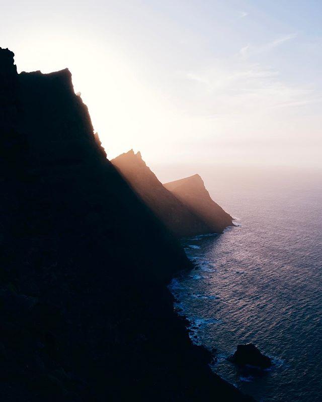 Mirador de El Balcón, aka Dragon's Tail 🐉  _  #vsco #vscocam #fujixt2 #canaryislands #grancanaria #landscape