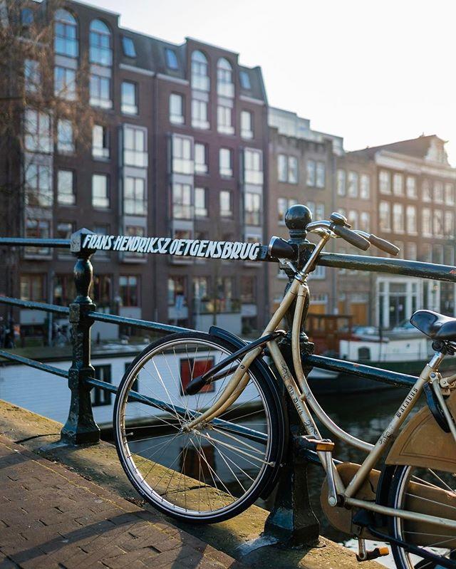 #vsco #vscocam #fujix #amsterdam 🚲