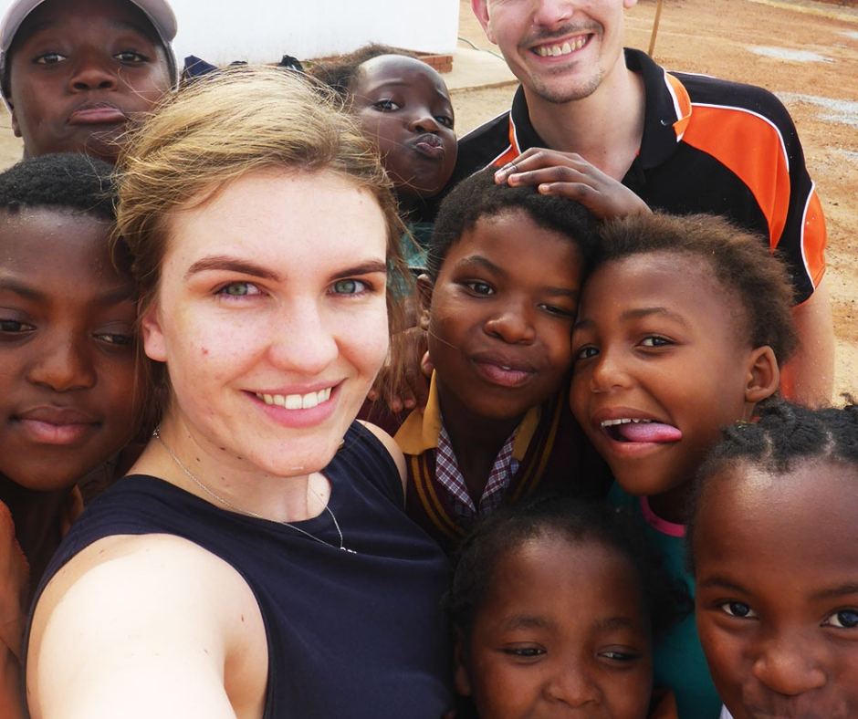 International Volunteering - We take groups of people from Australia overseas for a Go With a Purpose experience where they can immerse themselves in the local community, exchange experiences, and engage with EYW's Community Development Projects.