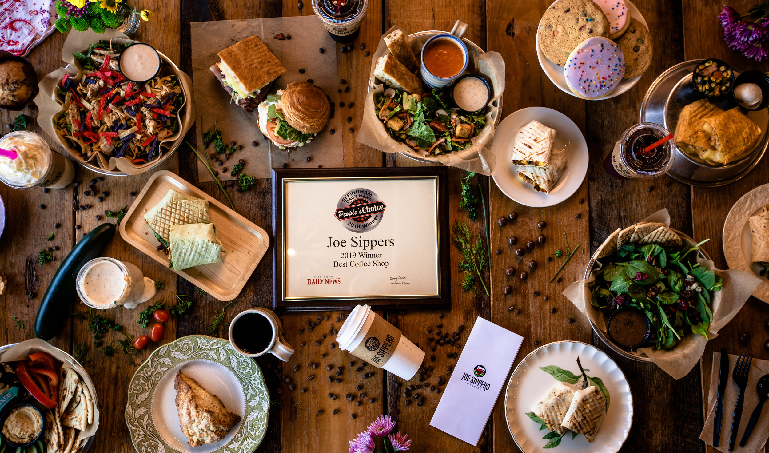2019 BEST COFFEE SHOP - Effingham Daily News People's Choice