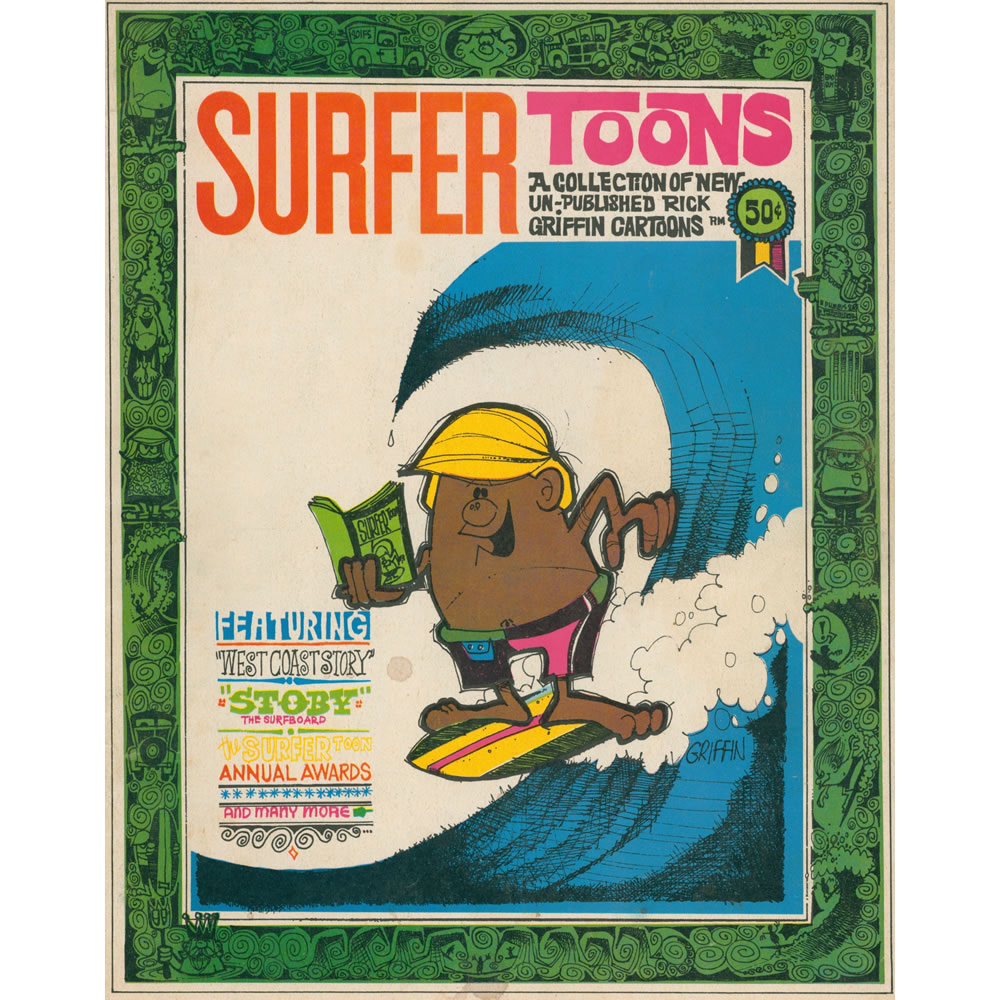 Surfer Toons Cover