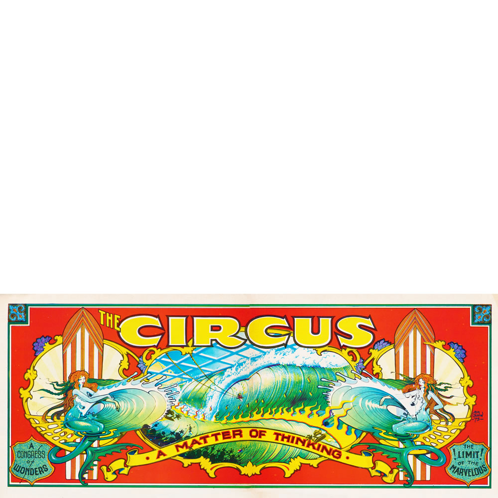 The Circus, Surfer Magazine