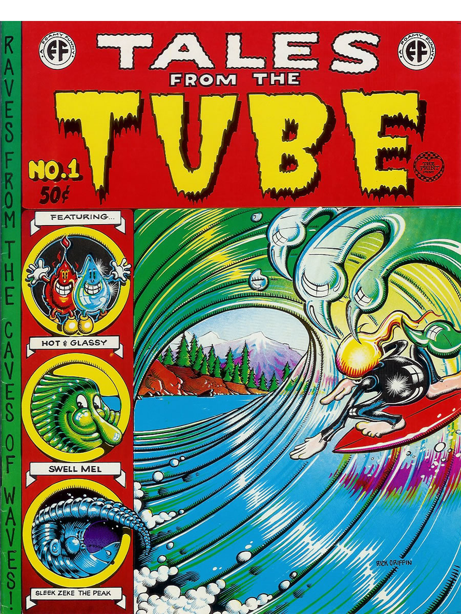 Tales From The Tube - Cover