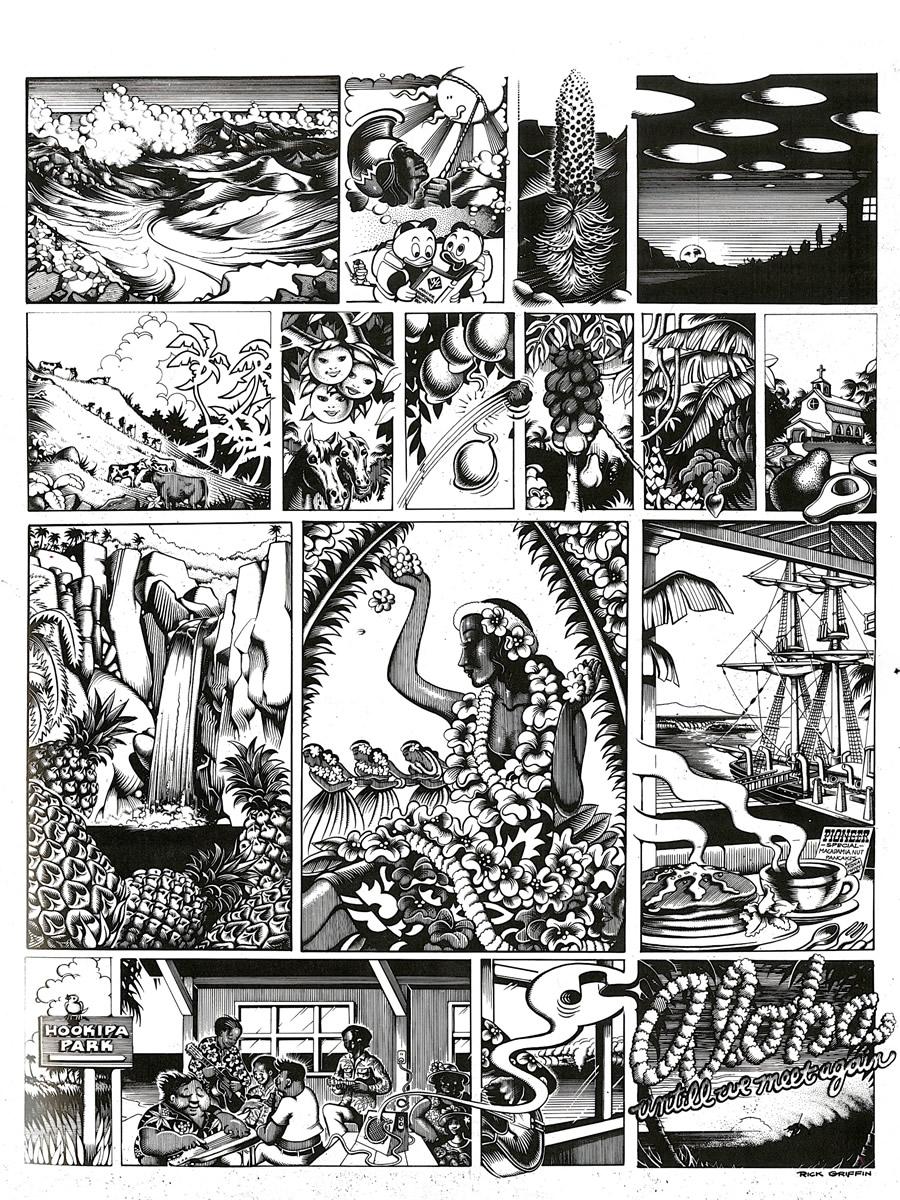 Maui No Ka Oe pg.2, Tales From The Tube