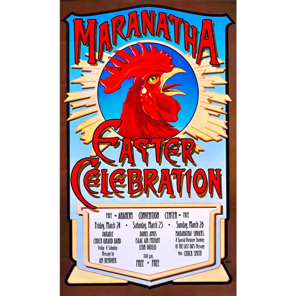 Maranatha Easter Celebration