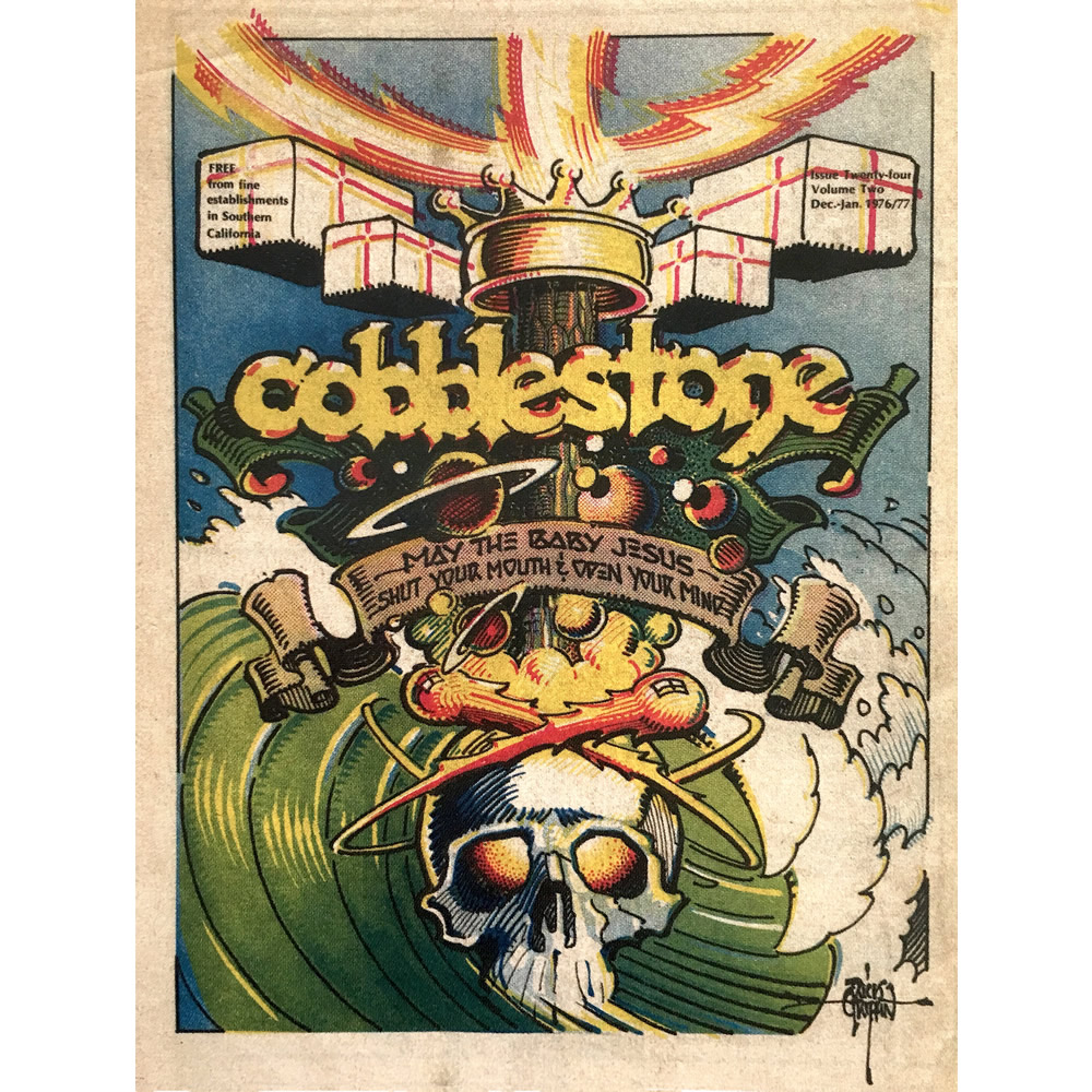 Cobblestone Cover Art