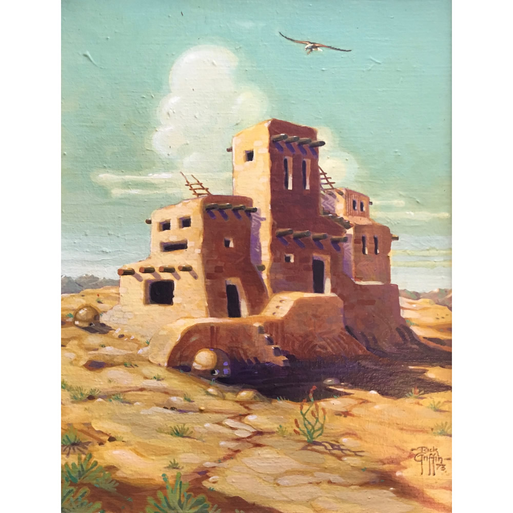 Pueblo Original Art