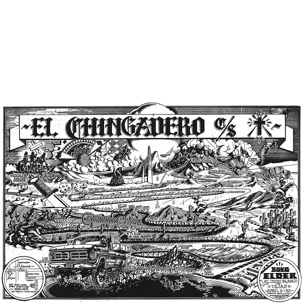 El Chingadero, For Boyd Elder