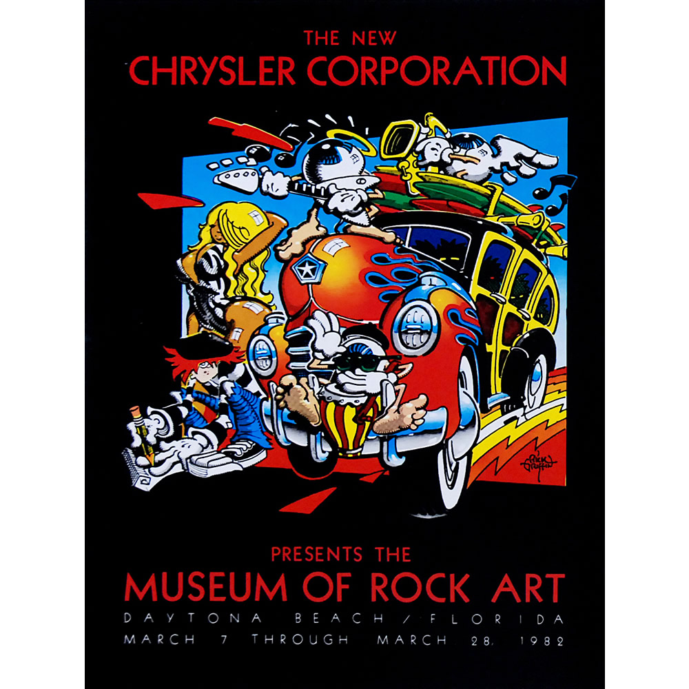 Museum of Rock Art Program Cover